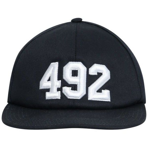 9c3ba2b4868 492 Cotton Cap ( 165) ❤ liked on Polyvore featuring accessories ...