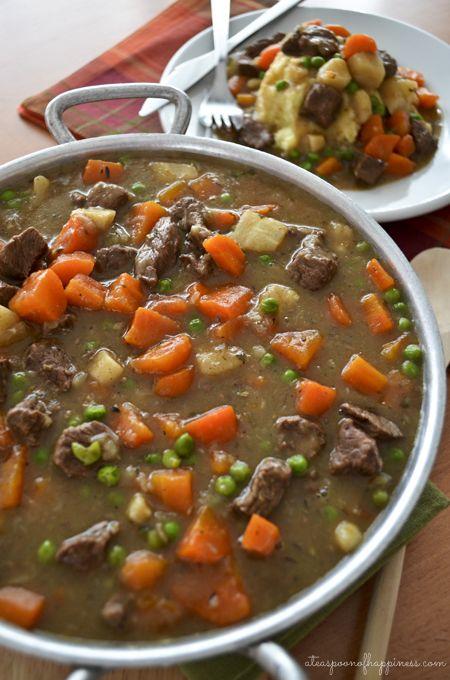 Irish Beef Stew   Recipe   Beef Stews, Irish and Stew