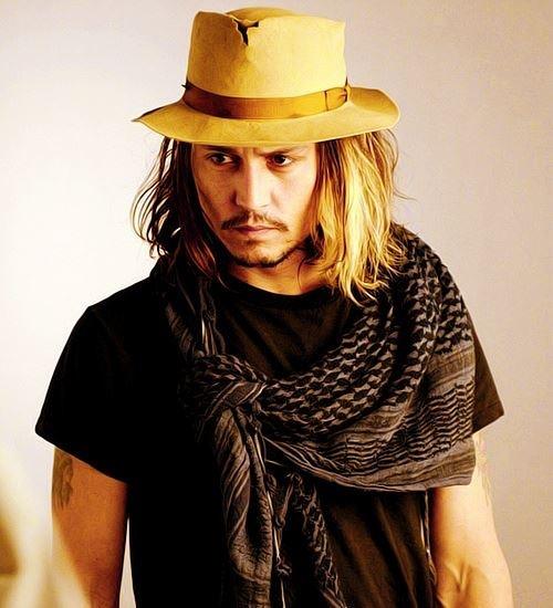 Johnny Depp He has got to be the best looking man in show biz!