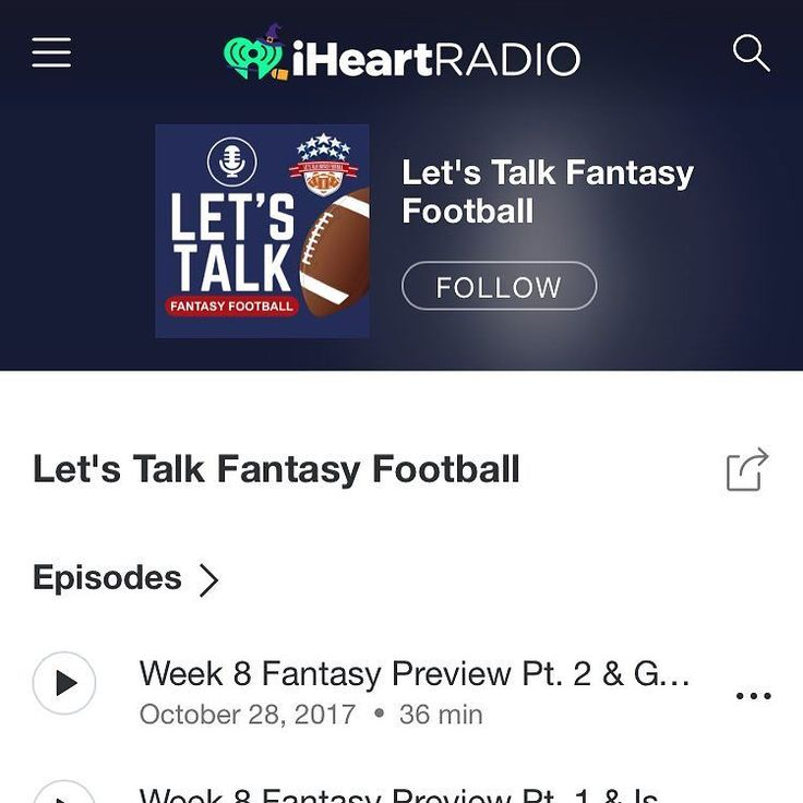 What a wild 24 hours in the #NFL world! Zeke ---> Suspended Jimmy Garoppolo ----> 49ers Jay Ajayi -----> Eagles  Kelvin Benjamin -----> Bills  LTFF Podcast ----> iHeartRadio  That's right we're now on #iHeartRadio !! We'll have a new #podcast live tomorrow morning discussing all of this news previewing the TNF game and recapping the week 8 games!  What #fantasy questions do you have for us!? #fantasyfootball #fantasylife #fantasyfootballmemes #fantasyfootballdraft #fantasyfootballchamp…