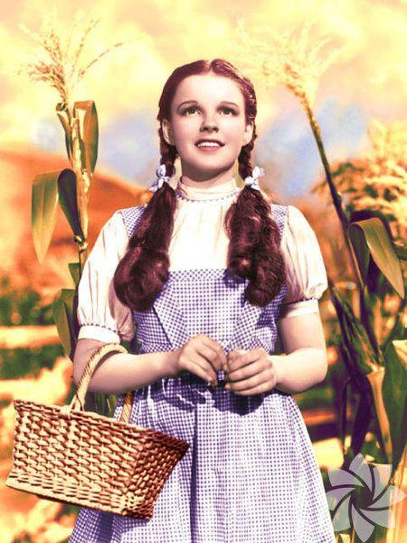 Judy Garland Oz Büyücüsü, 1939