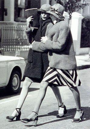 Arthur Elgort, Vogue, Girl Talk.