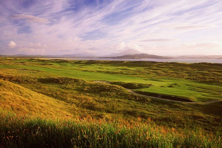 OTM #16th green & #17 teebox, 4 Star Golf Hotel Donegal, Golf Hotels Donegal, Golf Resort Donegal, Donegal Golf Resort, Golf Breaks in Donegal