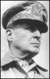"Douglas MacArthur (1880 - 1964) Biography ~ The original ""I'll be back."""