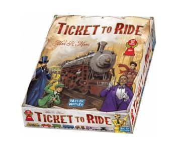 Ticket to ride | Asmodee Editions