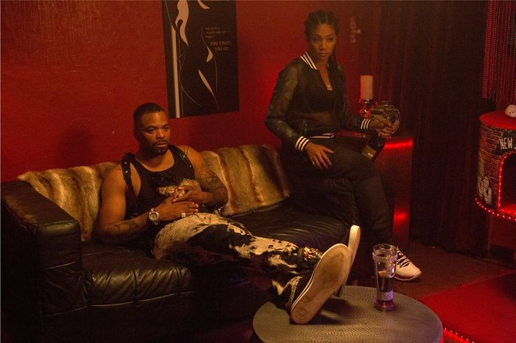 keanu 2016 movie : Photo Method Man, Tiffany Haddish