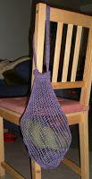 Detta är mitt bidrag till StickaMeras Sommartävling. Jag har stickat en liten nätkasse i bomull och favoritfärgen lila. Garnet är färgat h...