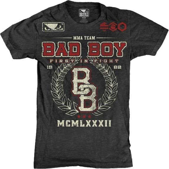 New Licensed Bad Boy MMA Lockout Mens Adult Lightweight T Shirt Tee | eBay