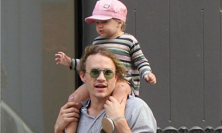 We bet you can't listen to Ben Harper's song written her Heath Ledger's daughter Matilda without crying!