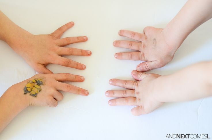Hand games for fidgety kids from And Next Comes L