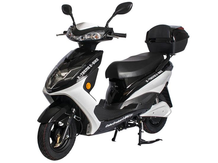 More gender neutral choice. Technically an electric bike with optional pedals. May be the goldilocks choice.