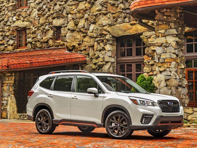 The 2019 Subaru Forester Sport Luxury Cars Best Luxury Cars Luxury Car Brands