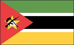 H - History These articles goes over some of Mozambique's history. The picture above is the Mozambique flag.