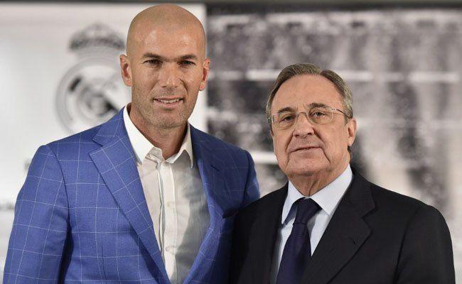 Президент Реала потребовал у тренера объяснить последние результаты - РБК