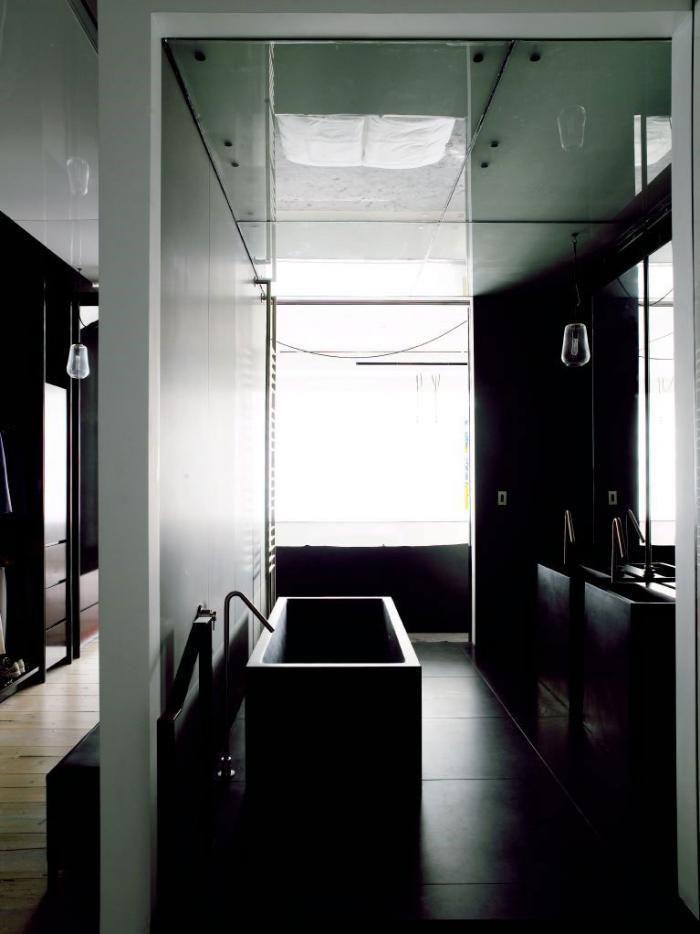 Best Edgy Interiors Images On Pinterest Room Bathroom Ideas