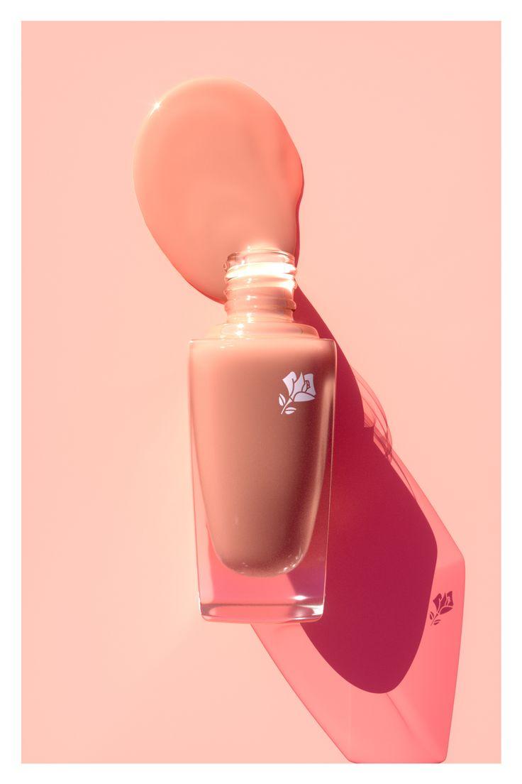 3D RD still-life - Lancôme Lacquer - Octane Render soft pink