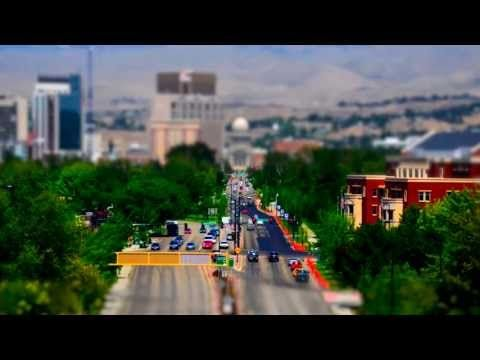 ▶ Boise Idaho Summer - YouTube  Downtown, Camel-back Park, the foothills and more.