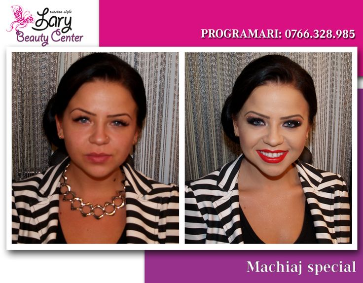 evening makeup  http://www.larybeautycenter.ro/servicii/machiaj