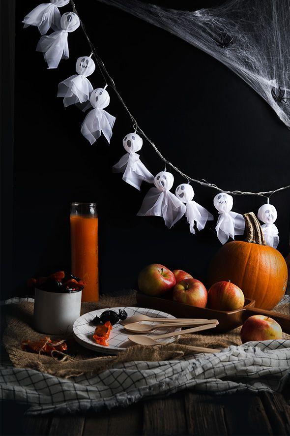 Lichterkette für #Halloween