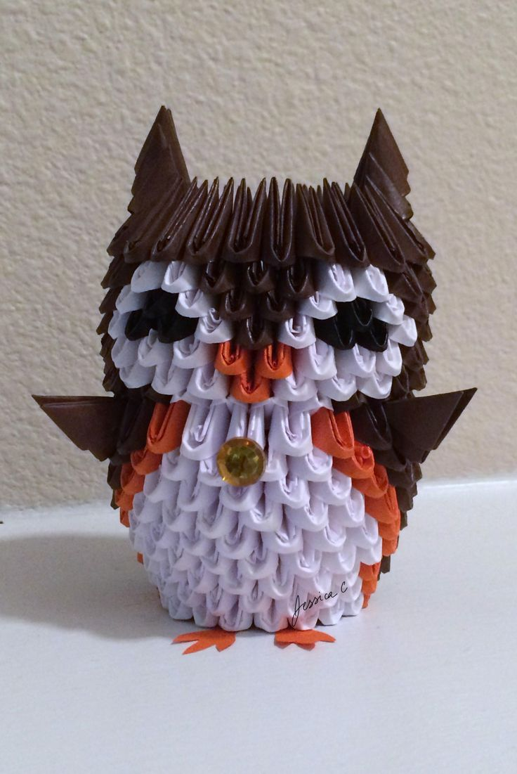 496 best Origami block folding / 3D origami images on ... - photo#8