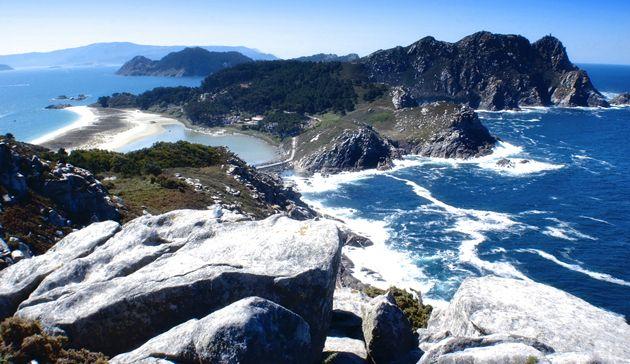 isole-cies-foto-guida  Galizia