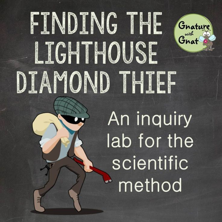 Let your high school or middle school science class solve the crime while they practice applying the scientific method! Lab instructions, student and teacher worksheets, and materials lists for the activity are included.