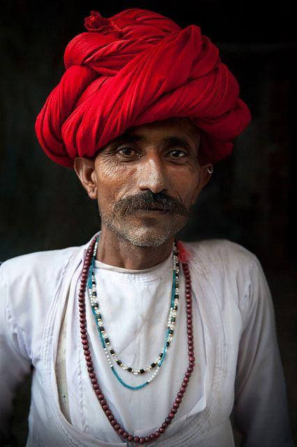Rajastan people India by galibert olivier, via Flickr