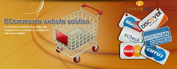 E commerce Solutions to suit every budget