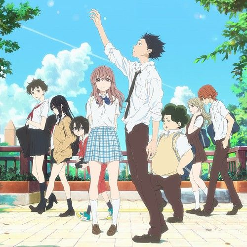 Annecy To Screen A Silent Voice, Lu Over the Wall, In This Corner of the World, 4 more by Mike Ferreira