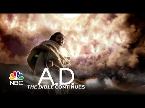 Prepare for an Epic Easter Sunday as A.D.The Bible Continues Premieres tomorrow | Outersparkle by Janet Eltaktouk