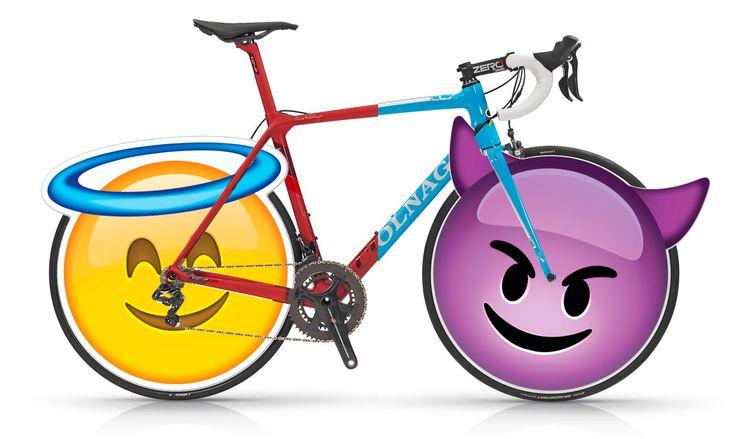 Buoni o cattivi, non è la fine... anche nel ciclismo! - Gentleman o aggressivi machi su due ruote? Il ciclista medio, si sa, è molto gentile e premuroso, soprattutto con le fanciulle, e tante sono le prove che ho raccolto in pista e su strada. Ma nel giro di pochi giorni ho decisamente sperimentato le due facce di chi pratica, come me, questo sport... - Read full story here: http://www.fashiontimes.it/2017/07/buoni-o-cattivi-non-e-la-fine-anche-nel-ciclismo/
