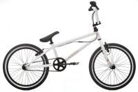 """Diamondback Option BMX 20"""" Wheels White - 2013. Freestyle inspired frame with db lazer cut seat stay brace & micro drop-outs. Top Tube: 19.5"""", Chainstay:14.5"""". The new Diamondback Option has it all, tough wheels with 14mm axles amd Gyro for bar spins.  http://www.bikes4families.co.uk/bmx/bmx-bikes/diamondback-option-bmx-20-wheels-white-2013/prod_1666.html"""