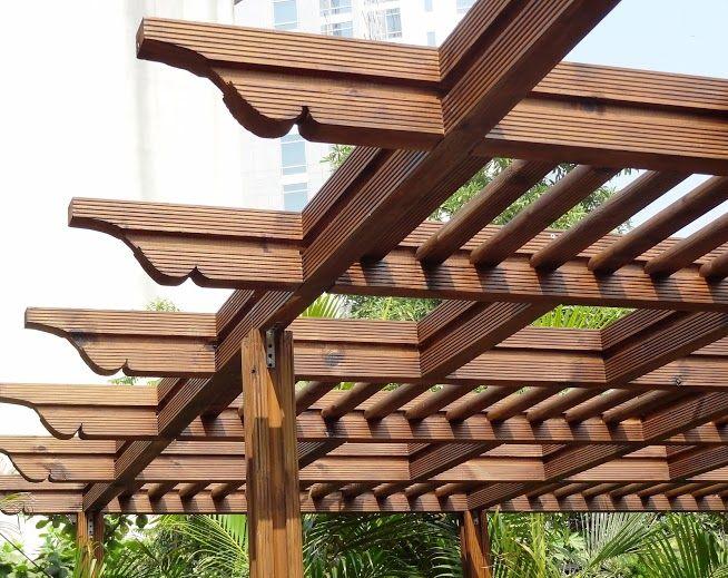 Wooden Pergolas by creatuve design www.creativedesignind.com Ankit Sachdeva  9815555518 - 30 Best Wooden Pergola Designs Images On Pinterest Arbors, Pergola