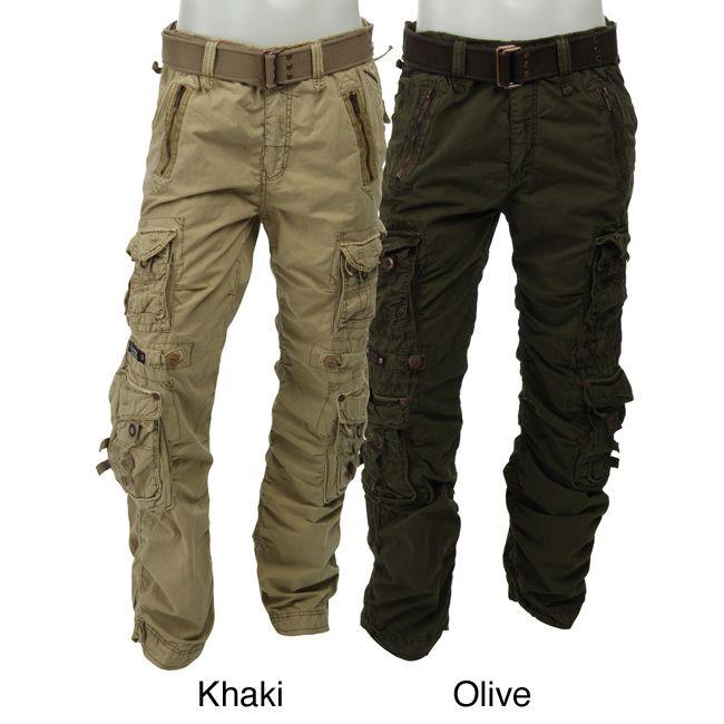 Kanji Men's Cargo Pants - Overstock™ Shopping - Big Discounts on Casual Pants
