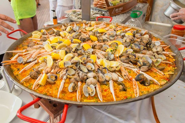 Paella - Recovery Brunch