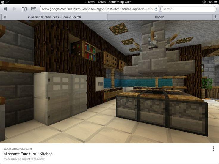 Único Mejores Diseños De Cocina Minecraft Regalo - Ideas de ...
