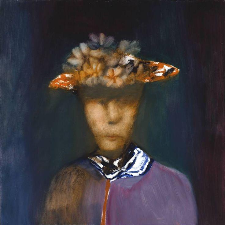 Sir Sidney Nolan, 'Woman in a Hat' c.1964