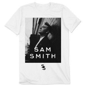 Sam Smith Lean Photo T-Shirt