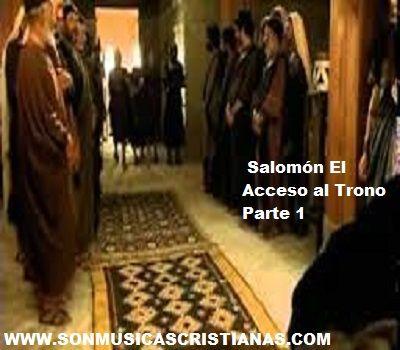 Salomón El Acceso al Trono Parte 1   Películas  Cristianas