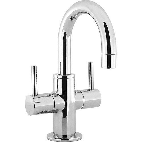 Metro Mini Basin Mixer Swivel Spout | bathstore