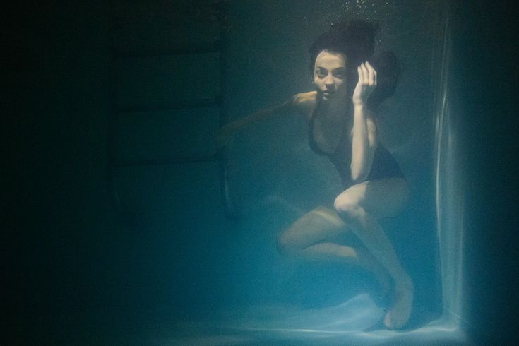 Underwater Photo session with Ozana