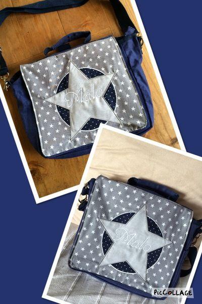 Kindergartentaschen - Kindergartentasche - ein Designerstück von susis-strolch bei DaWanda