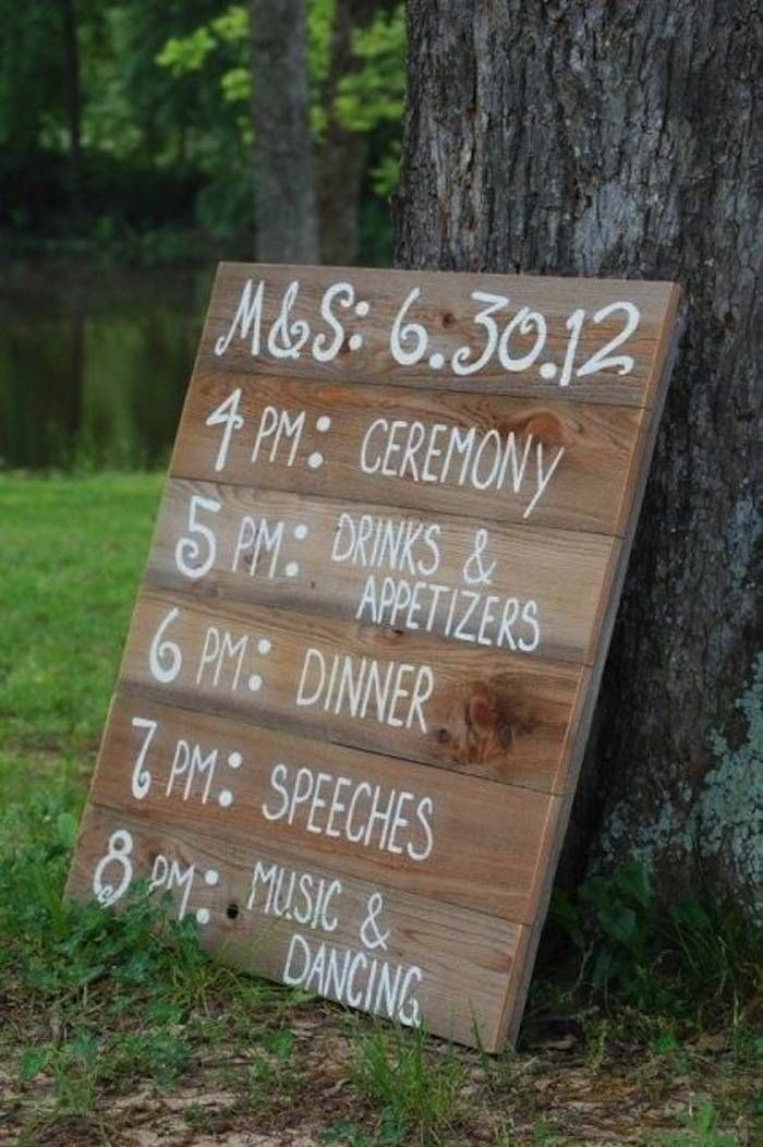 25+ best ideas about Wedding reception program on ...