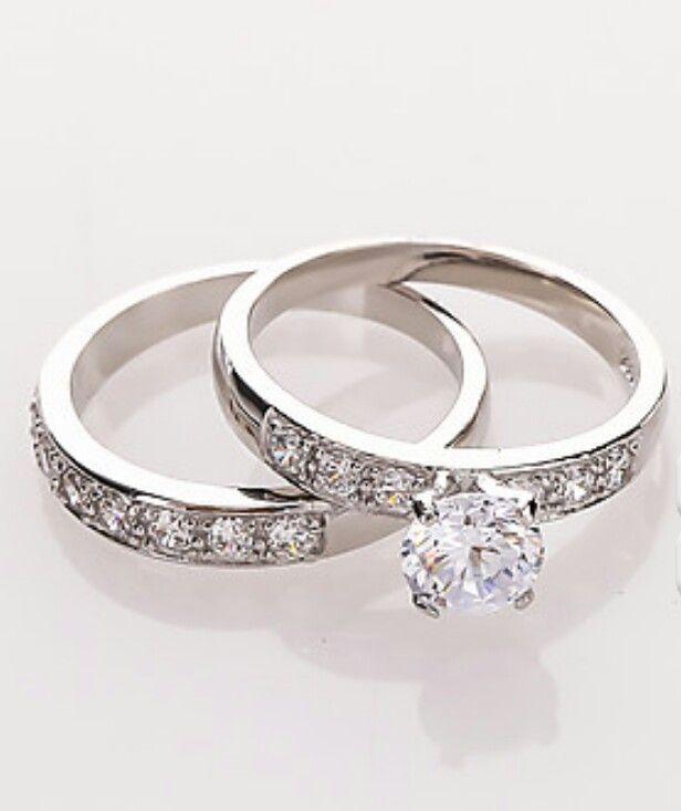 Diamantea set due anelli 118800- Hse24.it