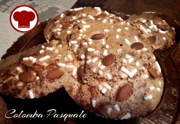 Colomba Pasquale - Ricette - Cookkando In Cucina Facile FacileRicette – Cookkando In Cucina Facile Facile
