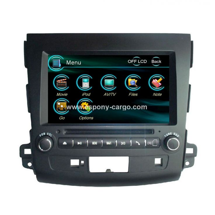 "8"" in-dash Android 6.0 Car GPS Navigation Stereo Radio For Mitsubishi Outlander 2010 2011 2012"