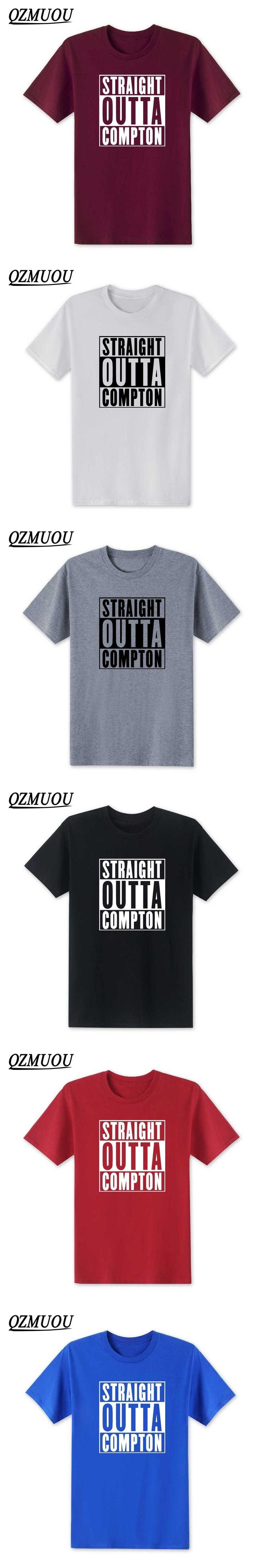 2018 New Compton Old English T-Shirt Eazy E NWA Dr. Dre Easy Game hip hop N.W.A. T Shirt Men O-Neck Cotton Top Tees Size XS-XXL