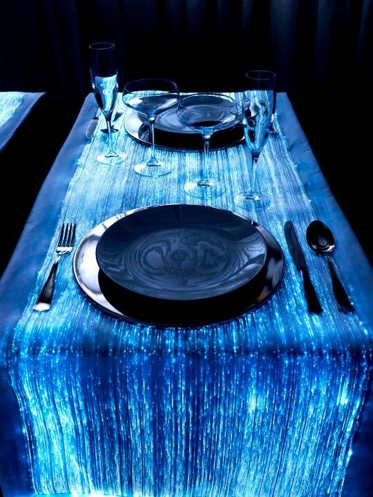 Best Chemin De Table Lumineux Ideas - Joshkrajcik.us - joshkrajcik.us