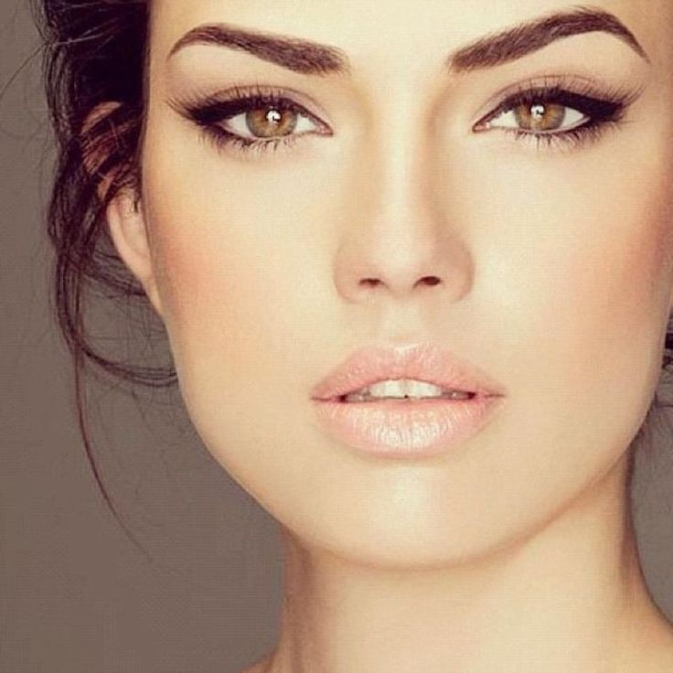 Natural Makeup For A Wedding : 25+ Best Ideas about Natural Wedding Makeup on Pinterest ...