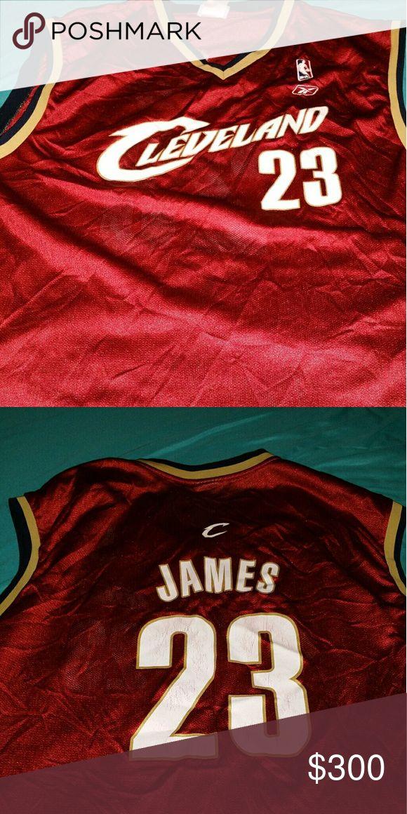 LeBron James Cleveland Jersey LeBron James# 23 Jersey Reebok Other